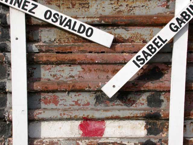 Tortilla Wall by Mirelle Borra